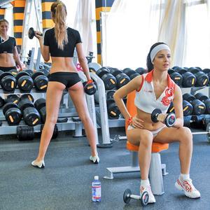 Фитнес-клубы Амзы