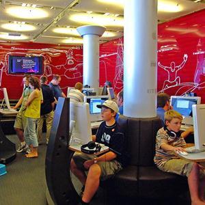 Интернет-кафе Амзы