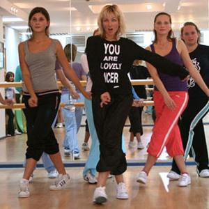 Школы танцев Амзы
