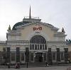 Железнодорожные вокзалы в Амзе