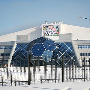 Спортивные комплексы Амзы