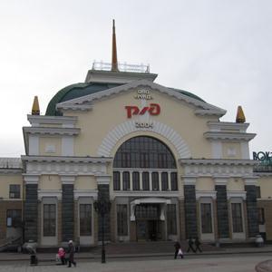 Железнодорожные вокзалы Амзы