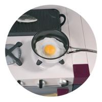 Блинная-Гуляш - иконка «кухня» в Амзе